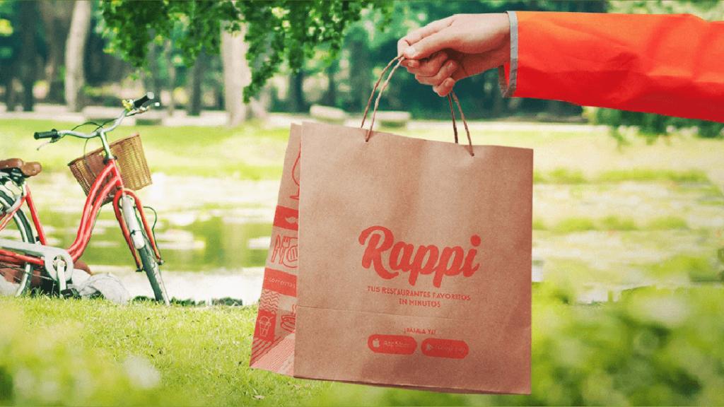 empresas innovadoras: Rappi