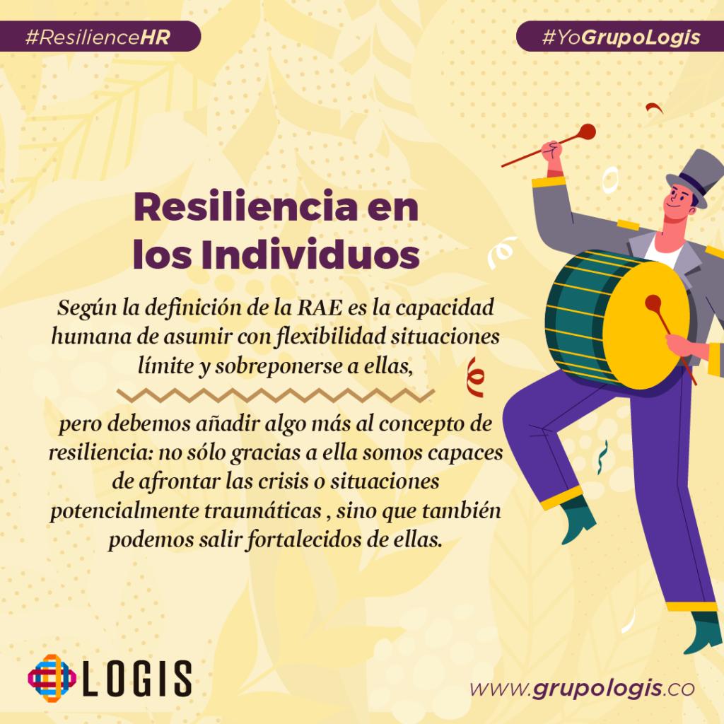 qué es la resiliencia en individuos