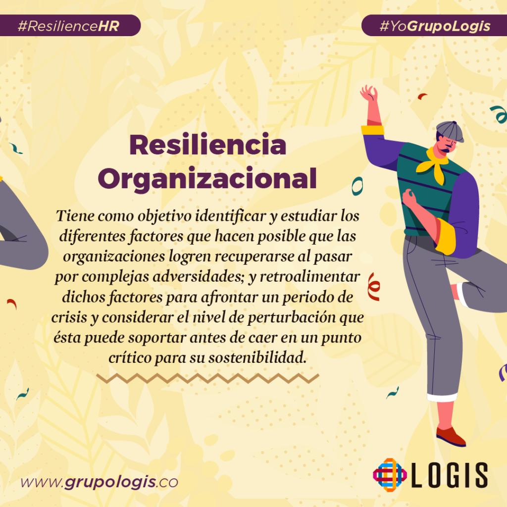 cuál es el objetivo de la resiliencia organizacional