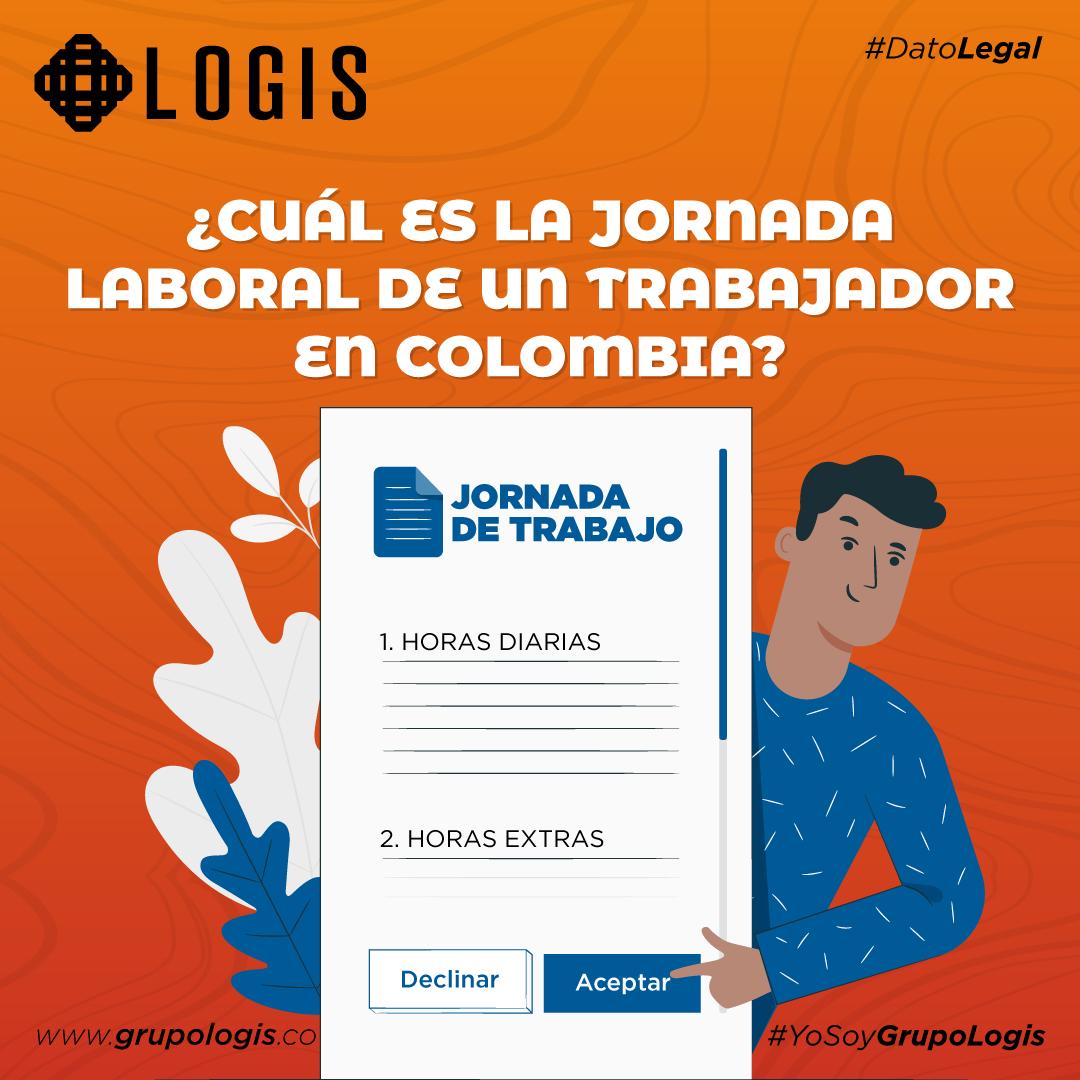 jornada laboral en colombia