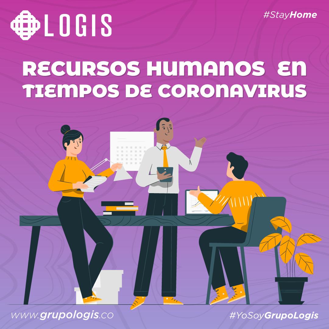 gestión de recursos humanos en tiempos de coronavirus