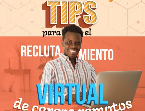 Tips para el reclutamiento virtual de cargos remotos
