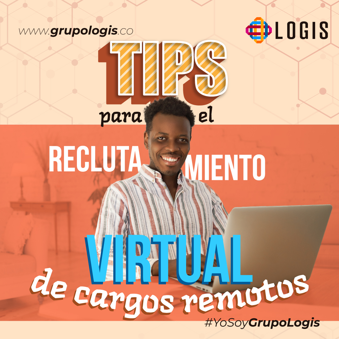 reclutamiento virtual de cargos remotos